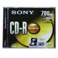 索尼 700MB CD-R光盘 单片装