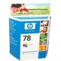 惠普(HP)C6578D 78号 彩色墨盒(适用HP PSC 750 HP Officejet 5110 v40)