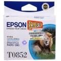 爱普生(Epson)T1222 青色墨盒 C13T122280(原为T0852 适用PHOTO 1390)