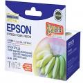 爱普生(Epson)T052彩色墨盒(适用color 400/440/460/600/640/660/670/740/800/)