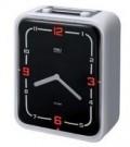 得力(deli)3941 考勤钟(停电可打卡/经济型/单色/超大钟面/内置充电电池)