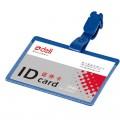 得力(deli)5742 PP夹式证件卡(横式)