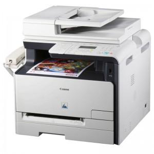 佳能(Canon)睿彩iC MF8050Cn 彩色激光多功能一体机(打印 复印 扫描 传真)