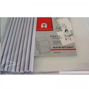 欧标 Q310 A4 白色抽杆夹