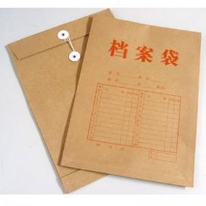 1807 180克 4k 牛皮纸档案袋