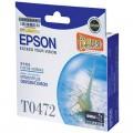 爱普生(Epson)T0472 青色墨盒 C13T047280BD(适用StylusC63/C65/CX3500)