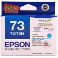 爱普生(Epson)T0732青色墨盒 C13T105280(适用CX5500 5900 8300 9300)