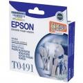 爱普生(Epson)T0491 黑色墨盒 C13T049180BD(适用Photo RX230 R210 R310)