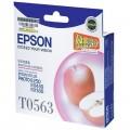 爱普生(Epson)T0563 洋红色墨盒 C13T056380BD(适用R250 RX430 530)