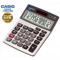 卡西欧(Casio)MX-120S 12位 小号 金属面板计算器