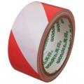 万得 45mm*30m 警示胶带(红/白)