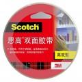 3M思高(Scotch)300c 18mm*9.5m 双面胶带(高效型)