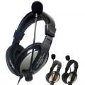 声丽(Somic)ST-2668 电脑麦克风话筒 头戴式 游戏音乐 重低音 耳机