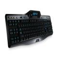 罗技(Logitech)G510 游戏键盘 配置18个可自由编程G键 最多5键同按 静音按键 带LCD显示器