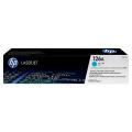 惠普(HP)CE311A 青色硒鼓 HP 126A青色原装LaserJet硒鼓 (适用1025 1025nw 175a)