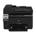 惠普HP LaserJet Pro 100 Color MFP M175nw 彩色多功能激光一体机(OS) 4合1一体机 打印复印扫描传真