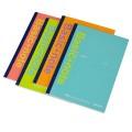得力deli 7636 A5 40页 210*148mm 软面抄笔记本