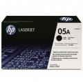 惠普(HP)05A CE505A 黑色硒鼓(适用HP LaserJet P2035/2035n/P2055d/2055dn 打印机系列)