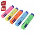 东洋(TOYO)SP25 幻彩荧光笔(蓝色 红色 黄色 绿色 紫色 粉红 橙色)