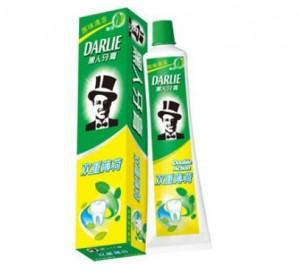 黑人牙膏 90g 天然双重薄荷牙膏