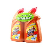 威猛先生 柠檬香型 洁厕液 600g*2瓶 强效(2瓶装)