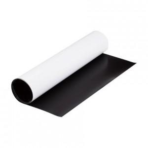 deli得力白板 软铁白板 可任意裁切 多规格 2m宽 覆背胶 可贴门 墙
